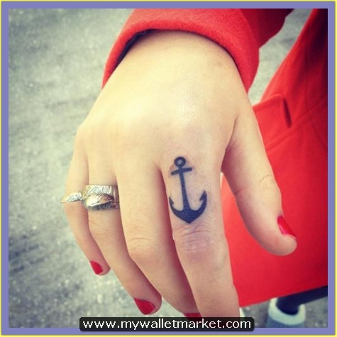 27-cute-anchor-tattoo-on-finger by catherinebrightman