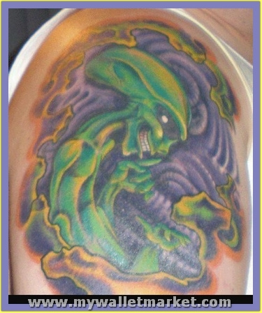 t1tattoo-alien62 by catherinebrightman