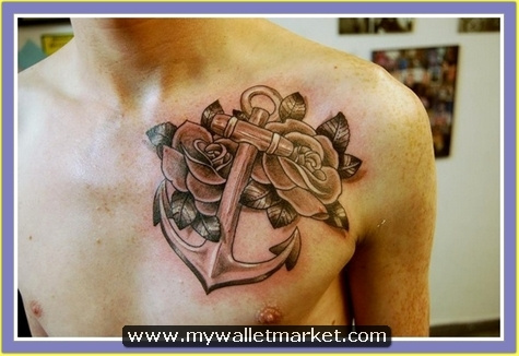 anchor-tattoo-meaning-and-designs-32 by...