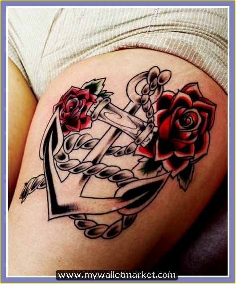 anchor-tattoo-meaning-and-designs-61 by catherinebrightman