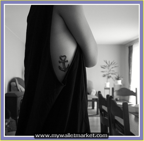 anchor-tattoo-meaning-and-designs-71 by...