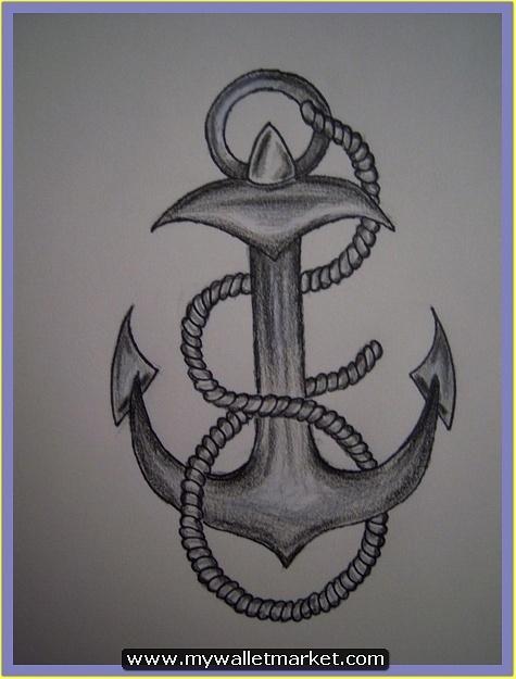 anchor-tattoos-designs