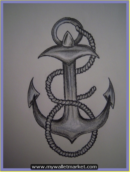 grey-ink-anchor-tattoo-designs by catherinebrightman