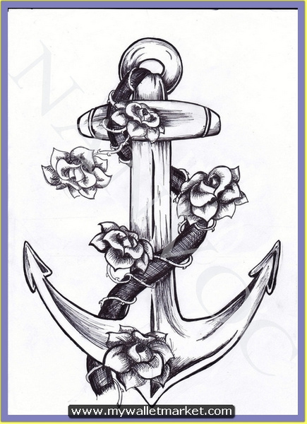 fantastic-design-of-anchor-tattoo by catherinebrightman