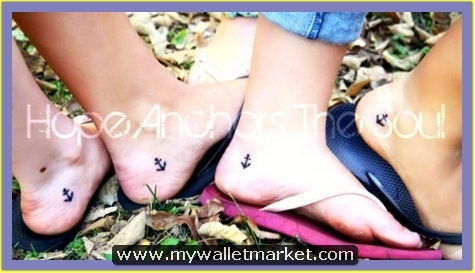 tiny-anchor-symbol-tattoo-on-ankles by catherinebrightman