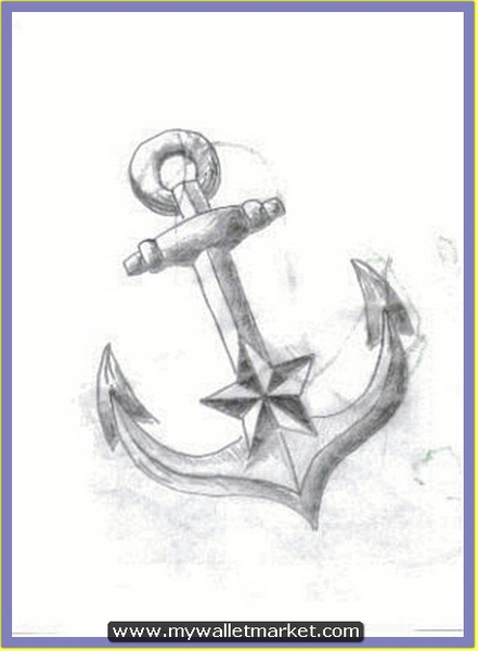 nautical-star-anchor-tattoo-sketch by catherinebrightman