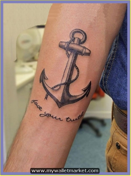 shining-arm-anchor-tattoo by catherinebrightman