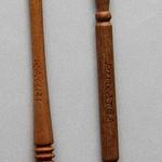 Wood Midland Spangled