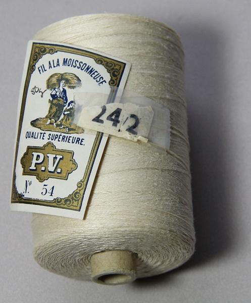 Cotton_PV54-24-2_France_White_$15_vw1 by DanielleHoren
