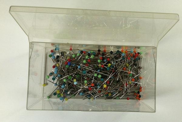 BoxofGlassHeadPins-A--$18 by DanielleHoren