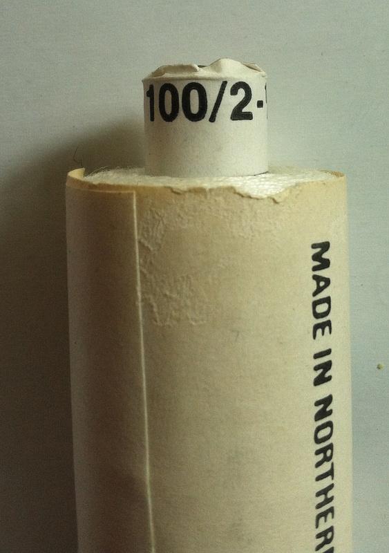 Vintage Northern Ireland Full- Cotton (Linen?) - $15
