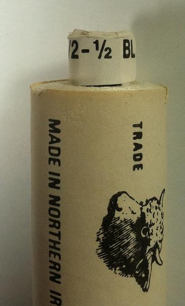 Vintage Northern Ireland Full- Cotton (Linen?) - $15 by DanielleHoren