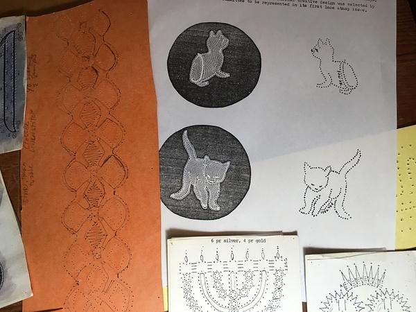 Cats-MiscPatterns by DanielleHoren