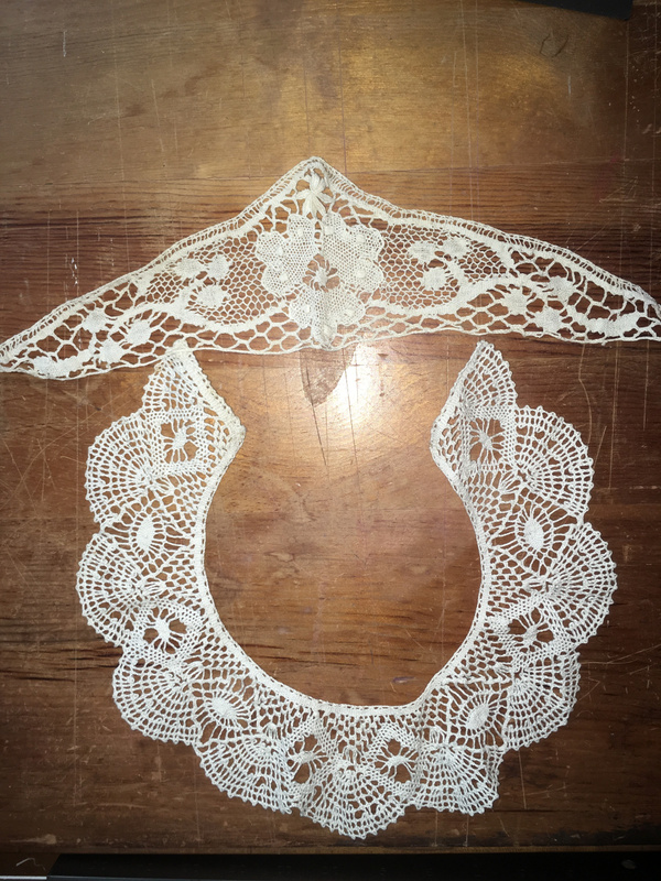 Finished Lace Pieces - Lot3