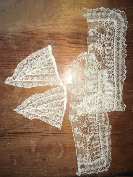 Finished Lace Pieces - Lot2 by DanielleHoren