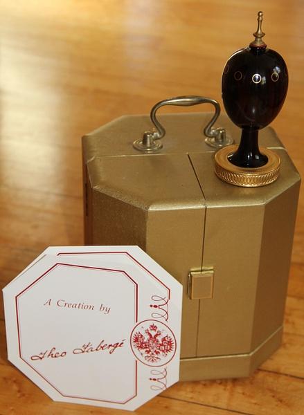 FabergeEgg_Box_Certificate by DanielleHoren