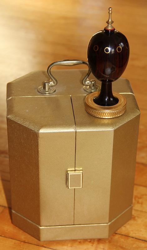 FabergeEggandBox