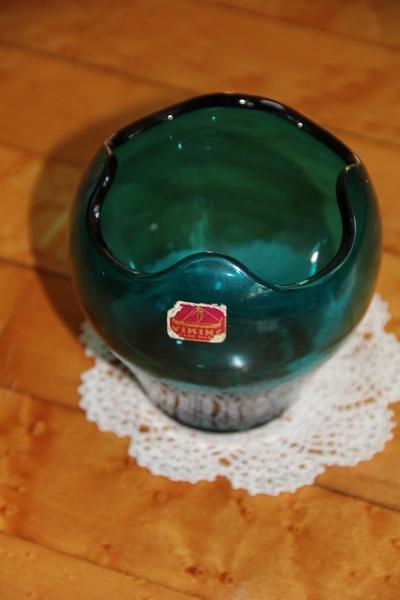 Viking Glass Bowl/Vase by DanielleHoren