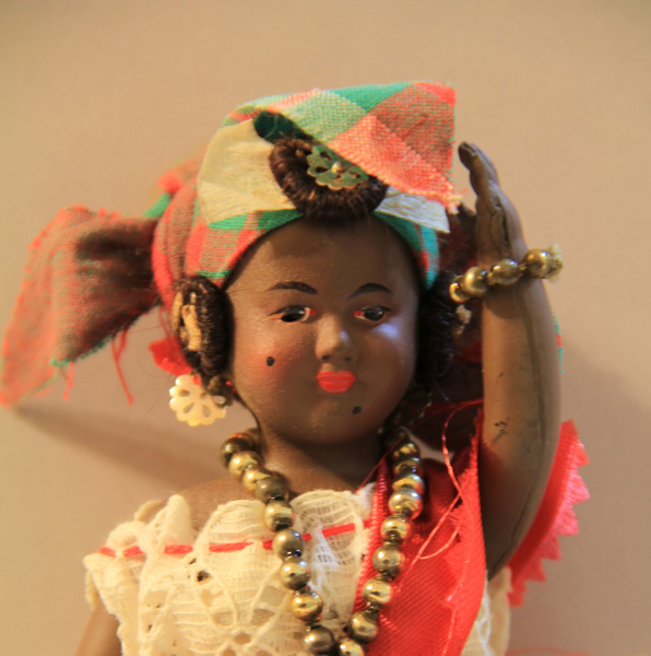 Haitian_Head by DanielleHoren