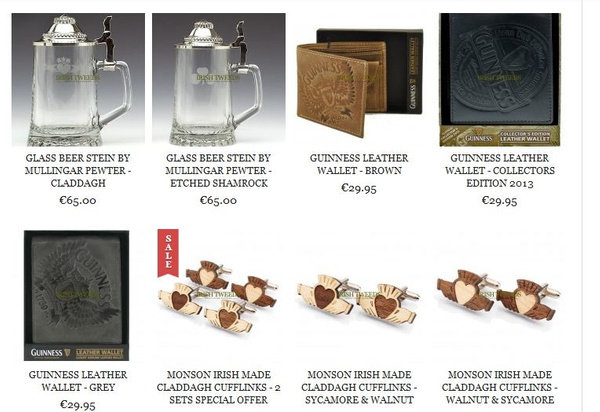 Irish gifts by JosephGomes