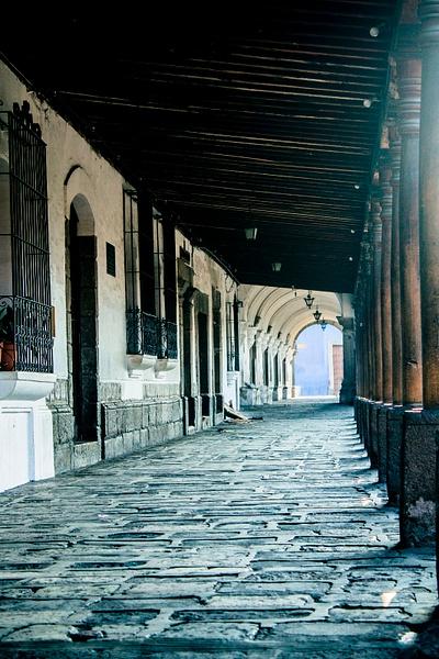 Antigua by Carlos Fossati