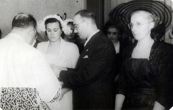 Olga y Carlos by Carlos Fossati