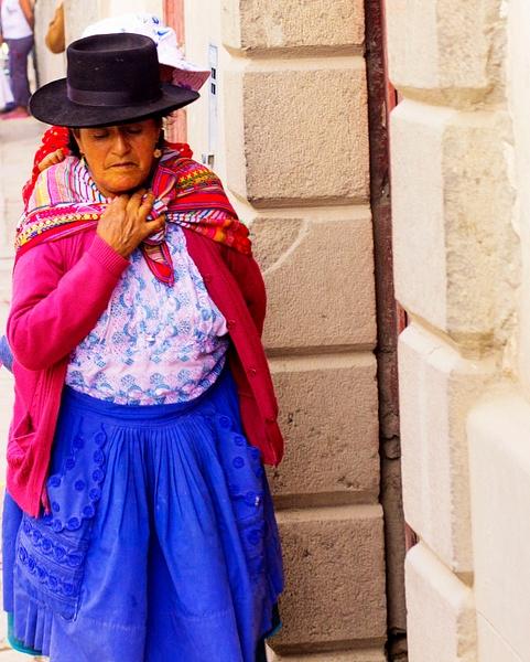 Carnaval Ayacucho by Carlos Fossati