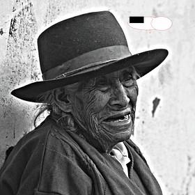 Anciana Huancaya