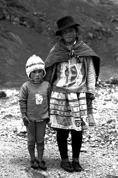 Camino a Ayacucho 14 by Carlos Fossati