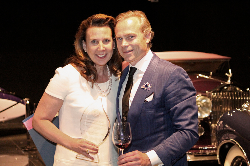 Gina Gallo and Jean Charles Boisset-2