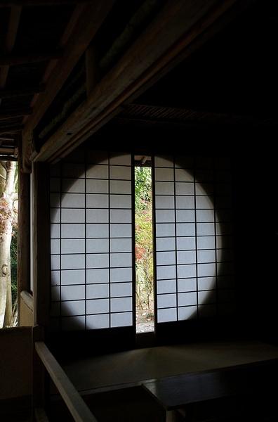 Josho-ji, Kyoto by Greg Vickers