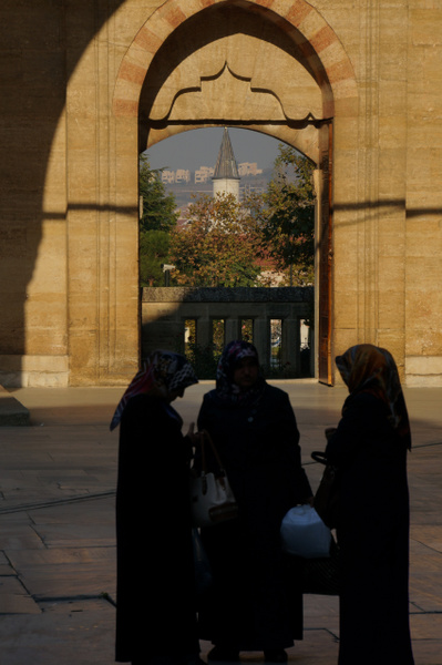 EDIRNE Turkey 2014 by Greg Vickers