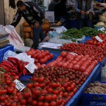 ANTALYA TUESDAY MARKET 2014
