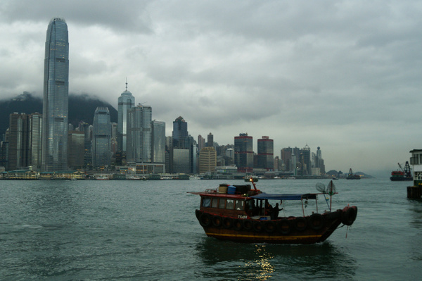 HONG KONG 2006 by Greg Vickers by Greg Vickers