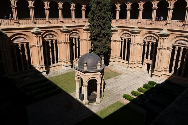 Convento de San Esteban SALAMANCA Spain 2017 by Greg...