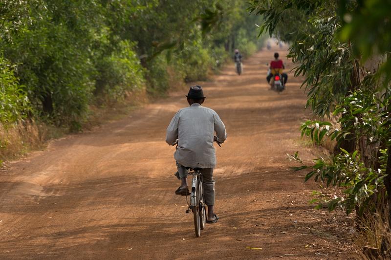Near Kampong Thom, Cambodia 2018