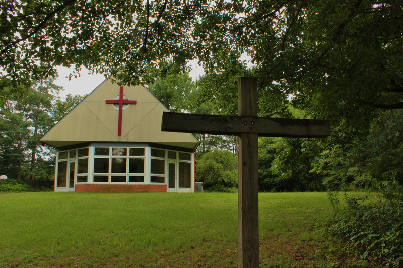 Village Christian Church. East University Drive, Auburn, Alabama.