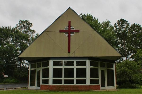 Village Christian Church. East University Drive, Auburn, Alabama. by MartiDunaway