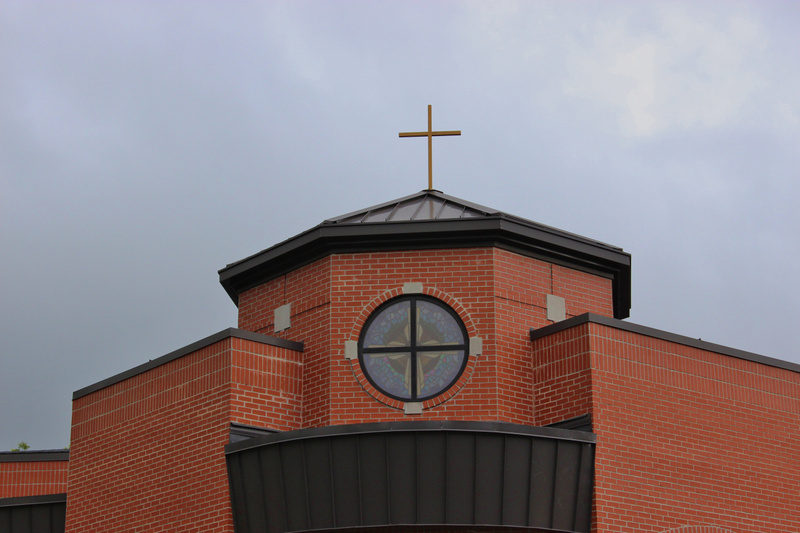Trinity Lutheran Church. South Gay Street, Auburn, Alabama.