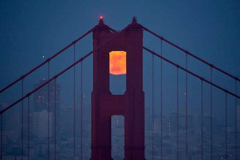 Mystical Moon San Francisco