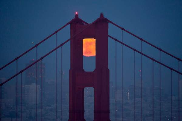 Mystical Moon San Francisco