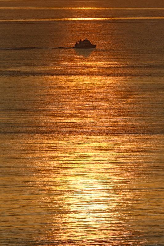 Sunrise Bay Area