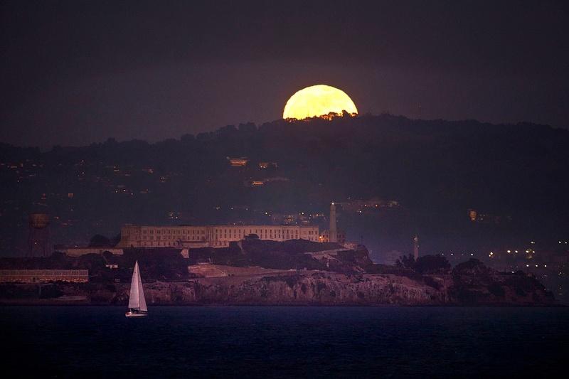 Alcatraz Moon