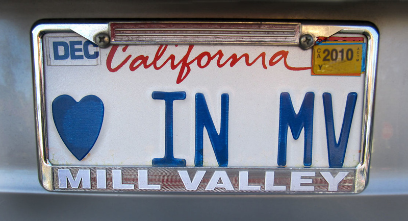 Love in Mill Valley