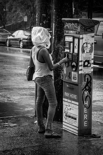 bag rain