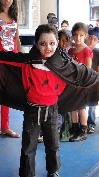 Junior School Halloween 2012 by NisEvents