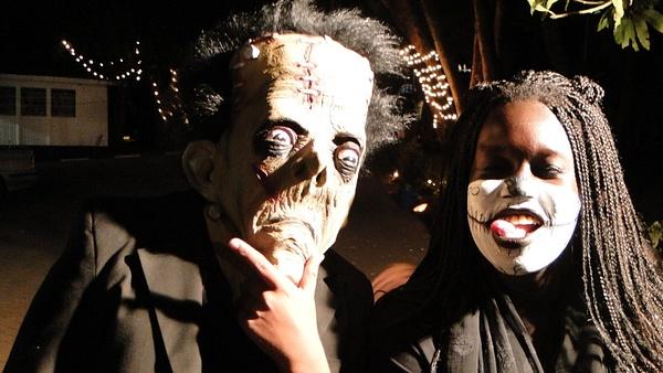 Halloween @ SrSch 2013 by NisEvents