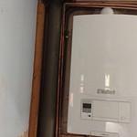 Boiler Installation Before