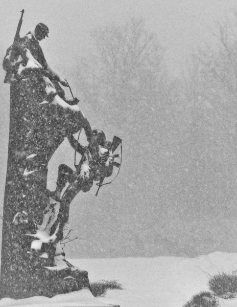 10th Mountain Division Monument